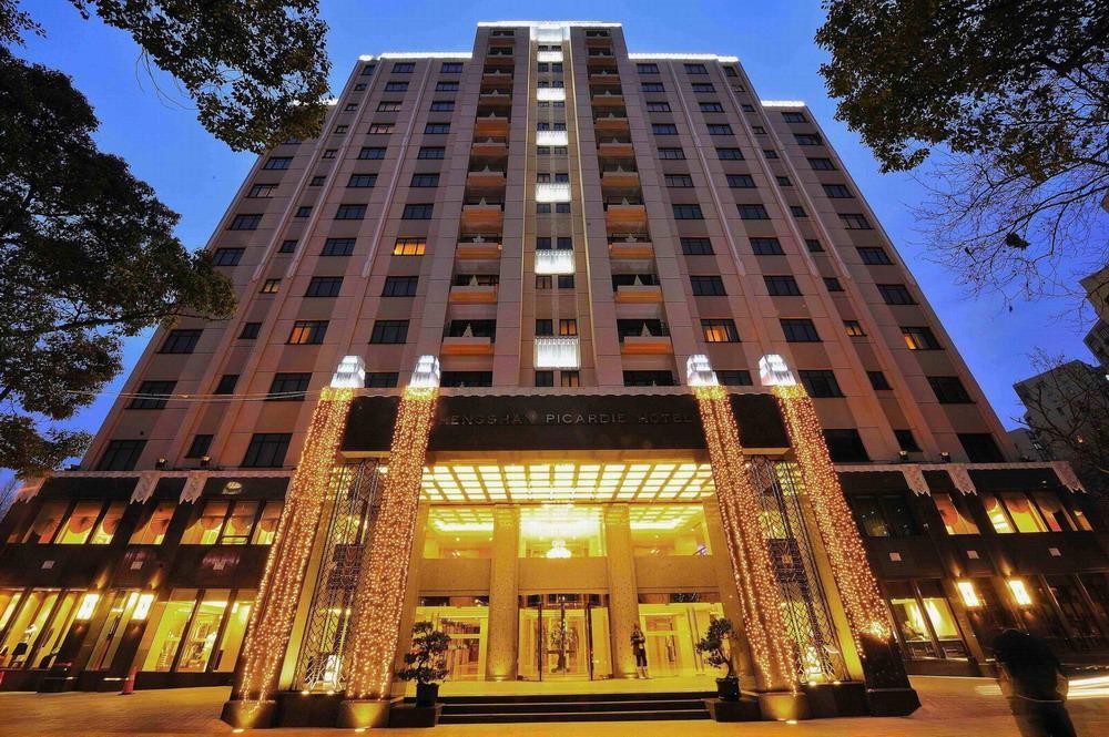 上海宾馆酒店 上海宾馆 上海新锦江大酒店