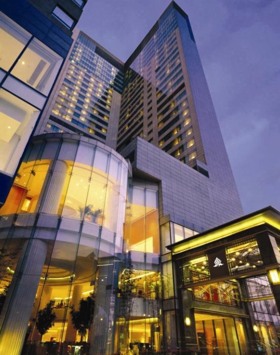 五星酒店外观设计