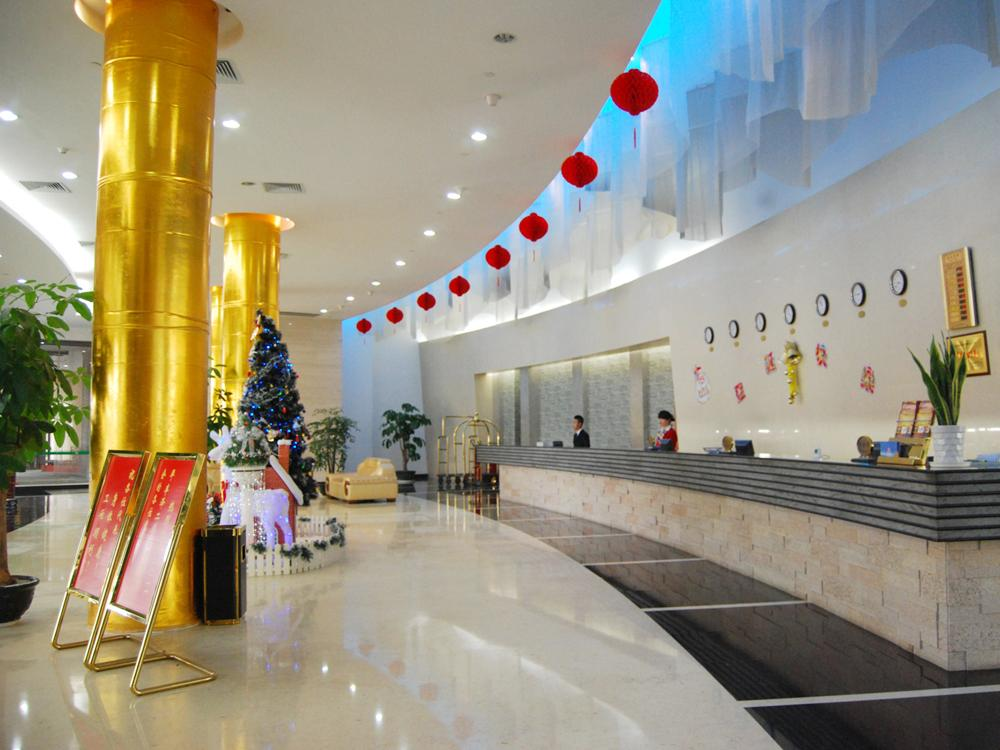泉州惠安半岛湾假日酒店
