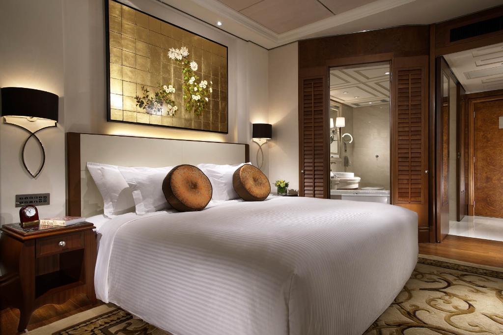 香港半岛酒店银器