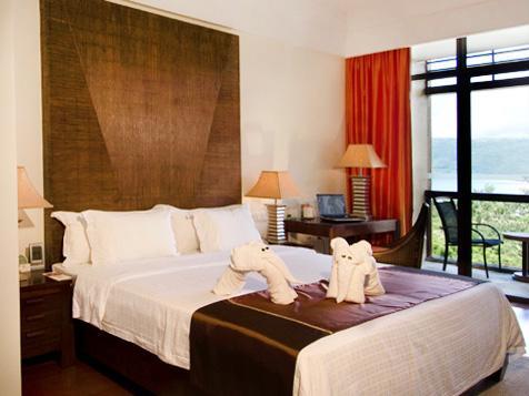 休闲海景套房; 三亚亚龙湾红树林度假酒店图片-三亚