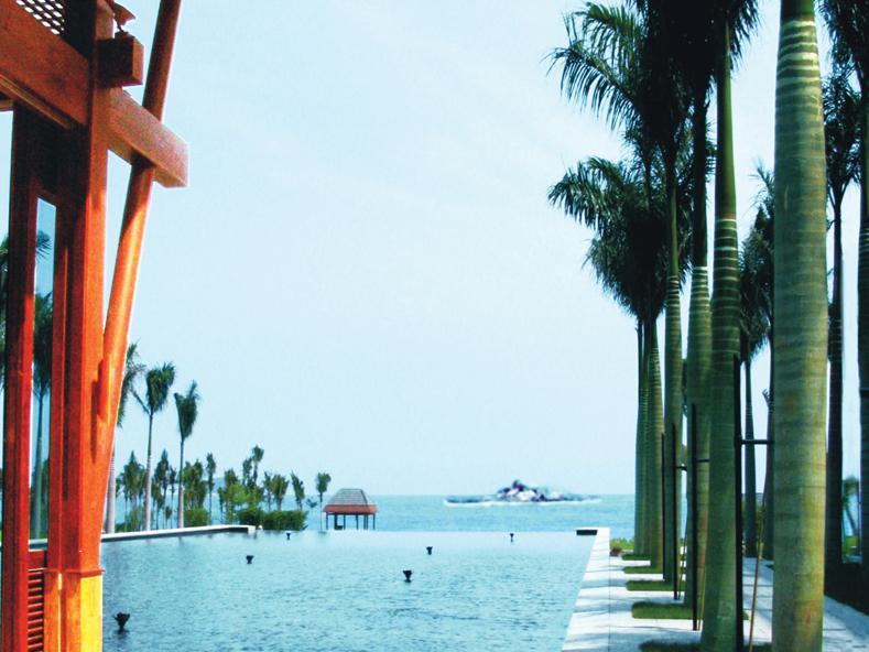 图片【三亚亚龙湾红树林度假酒店】官网酒店预订查询