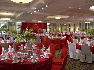 青岛北海宾馆婚宴厅