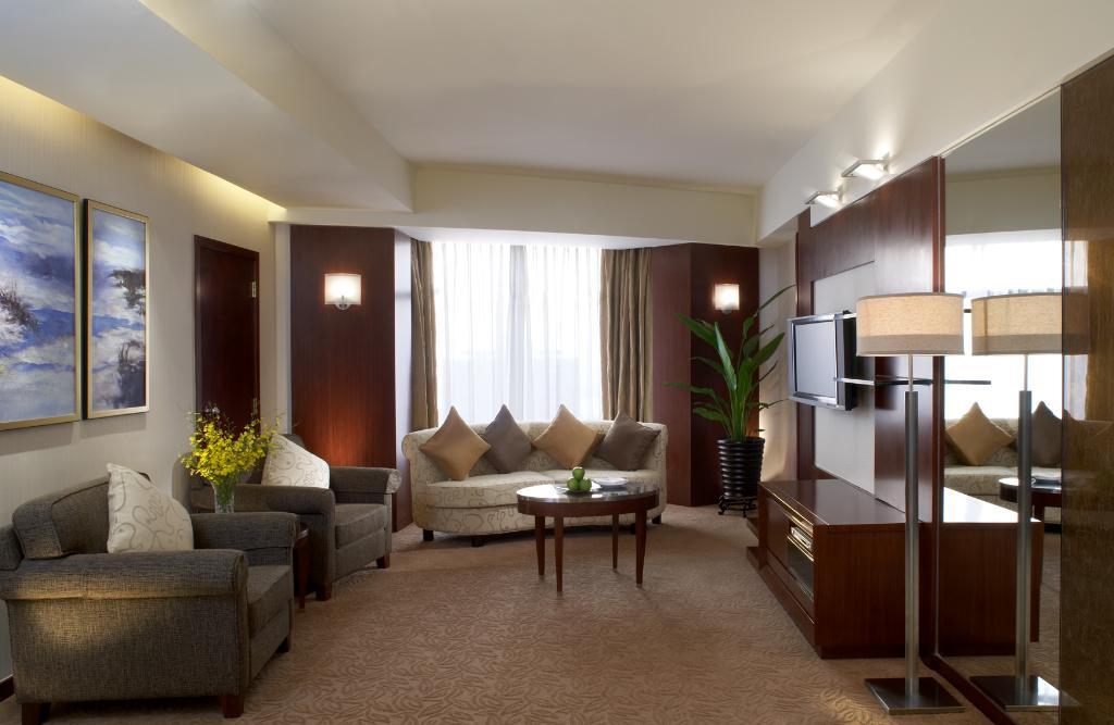 青岛北海宾馆中华厅