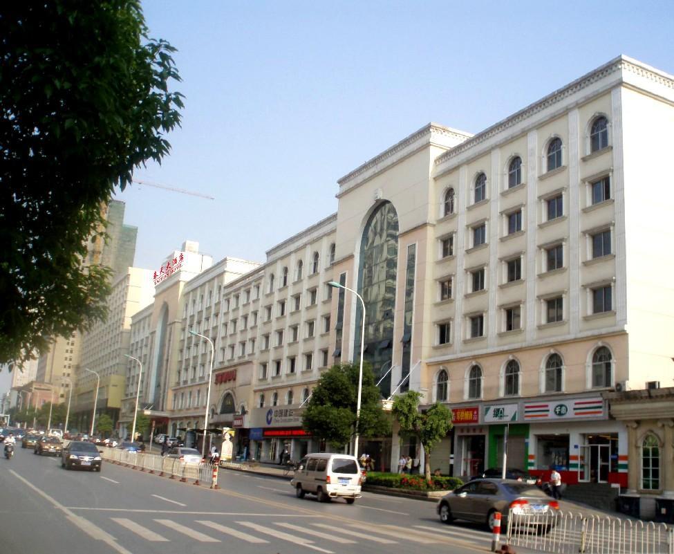 长沙火车站附近有便宜的旅馆吗