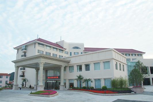 图片【威海塔山宾馆】官网酒店预订查询