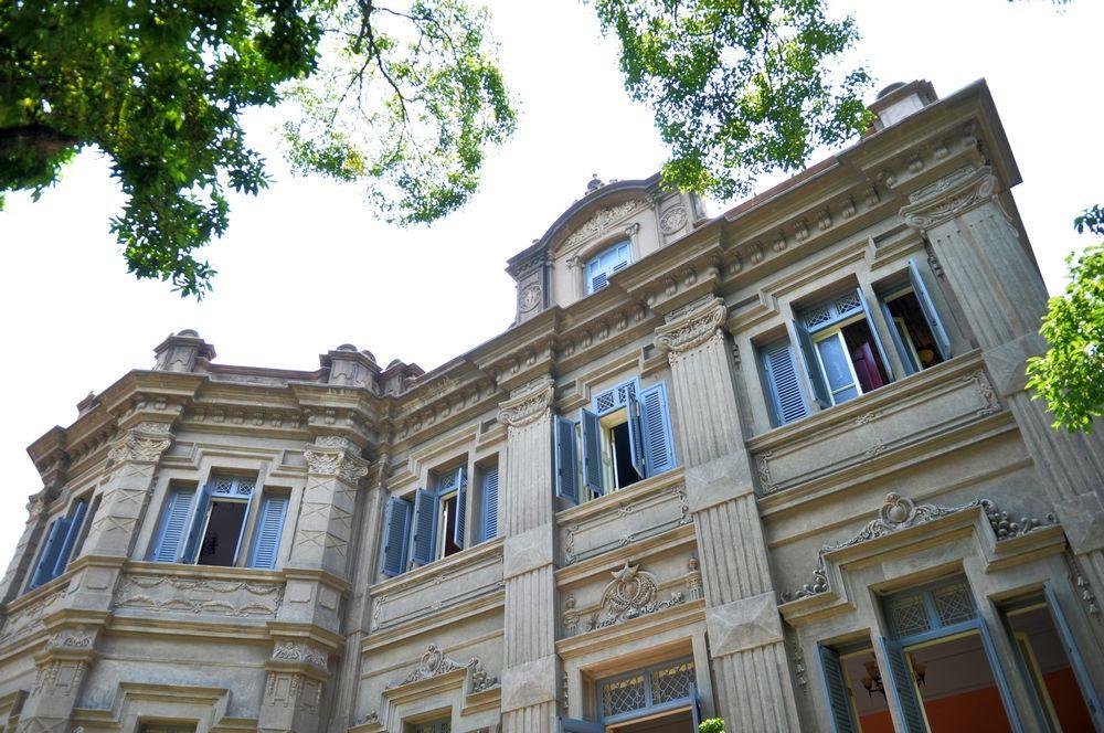 厦门鼓浪屿中德记度假别墅豪华,考究,充满欧式风格,是黄奕住1919年回