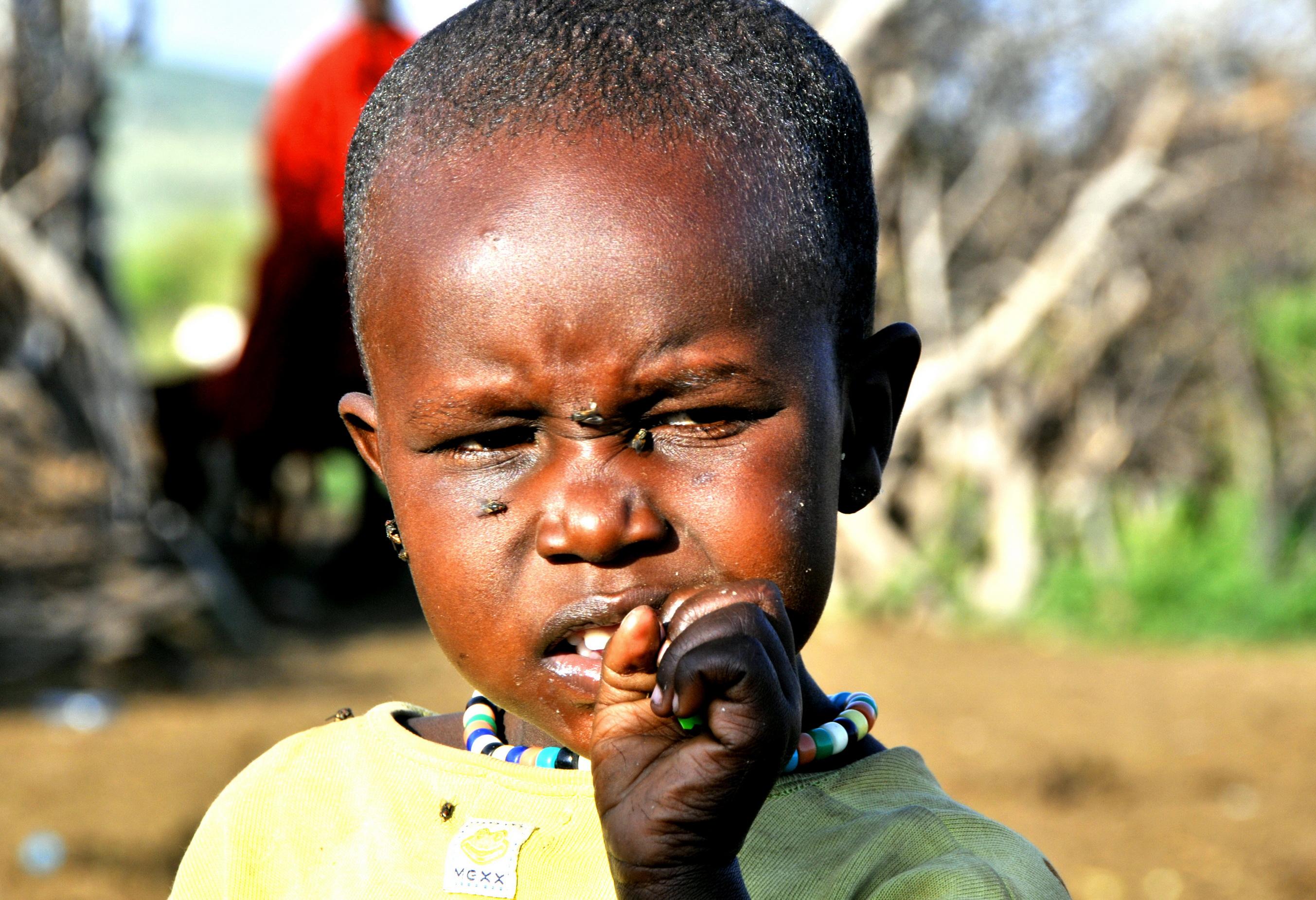 非洲儿童 非洲儿童生活现状 非洲儿童军
