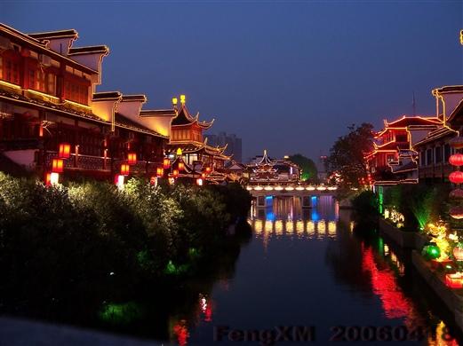 携程社区 江苏 南京 秦淮河的全部照片